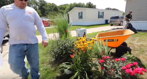 landscaping for gardens